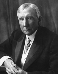 Happy Birthday to John D. Rockefeller!