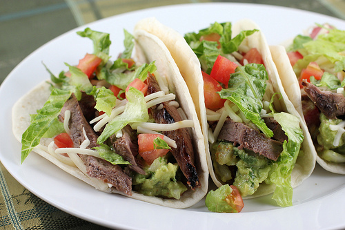 steak taco recipe | The Butcher's Blog