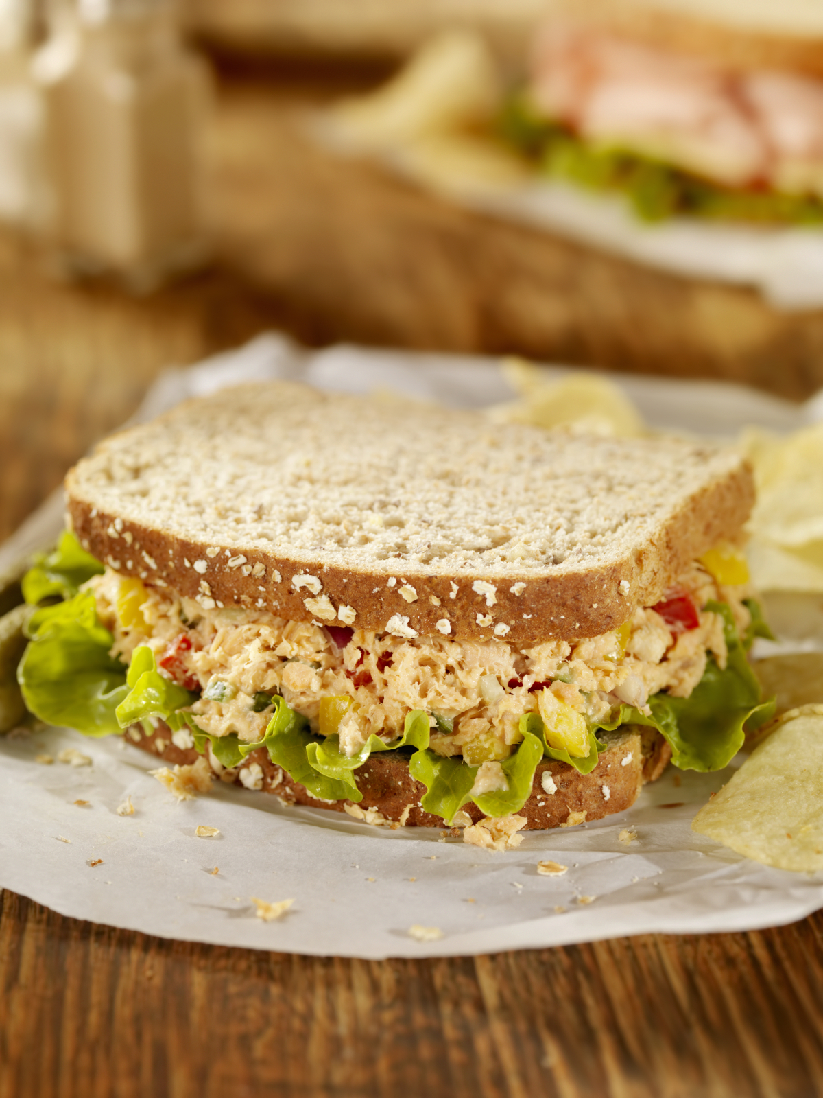 ... tuna salad sandwich pan bagnat le french tuna salad sandwich recipe on