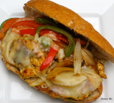 Chicken Cheese Steak