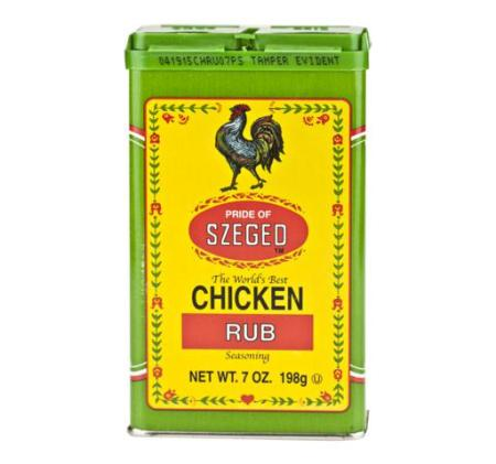 Szege Chicken Rub